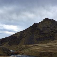 River Skogar, Skogafoss, South Iceland, October 2018