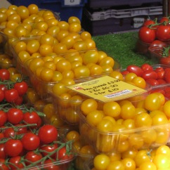 Fresh Tomatoes, Borough Market, London