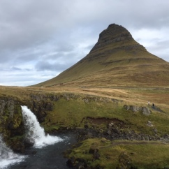 Kirkjufell, East Iceland, September 2018